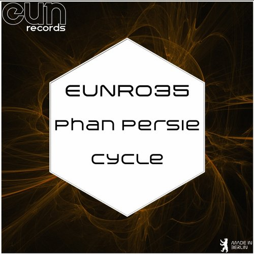 """PHAN PERSIE """"Cycle EP"""""""